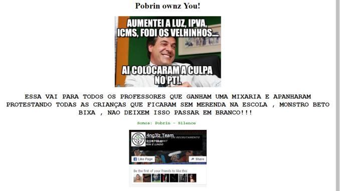 site_quatro_barras_invadido